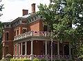 Benjamin Harrison House NRHP 66000010.jpg