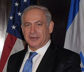 From commons.wikimedia.org/wiki/File:Benjamin_Netanyahu_on_September_14,_2010.jpg: Benjamin Netanyahu