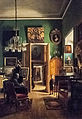 Bennet - Interior of the Painter's Home in Stockholm.jpg