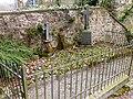 Bensheim-Schönberg, Friedhof, Grabmal Perglas.jpg