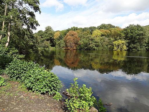 Bentley Priory Summerhouse Lake 1