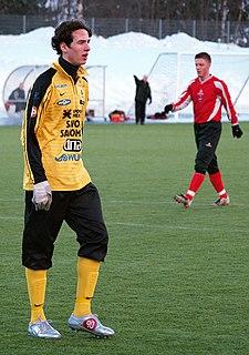 Berat Sadik Finnish footballer