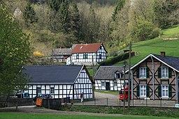 Schiff in Bergisch Gladbach