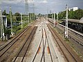 Berlin- Bahnhof Berlin-Friedrichsfelde Ost- Gleisanlagen 30.5.2012.JPG