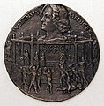 Bertoldo di giovanni, medaglia della congiua dei pazzi, con giuliano e lorenzo de' medici, 1478 ca.jpg
