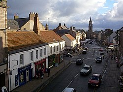 Berwick Town Centre from ramparts - geograph.org.uk - 29503.jpg