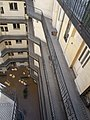Bethlen square 3, access balconies, 2018 Erzsébetváros.jpg