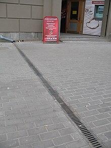 канал бетона