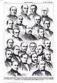 Bevollmächtigte verbündete Regierungen 1867 Illustrirte Zeitung.jpg