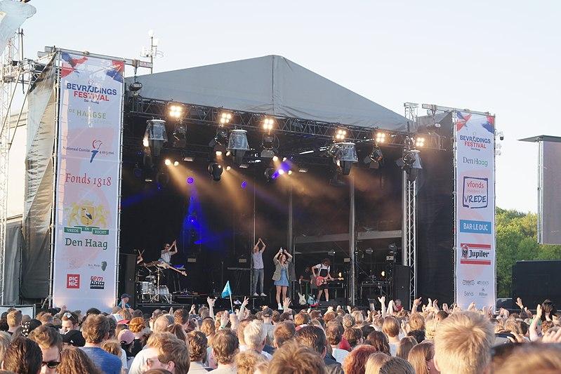 Bestand:Bevrijdingsfestival The Hague 2018 2.jpg