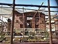 Bhai Dega Temple under reconstruction, Patan Durbar Square.jpg