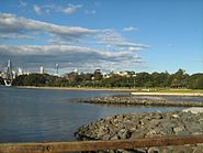 Bicentennial Park and Glebe Point NSW