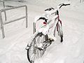 Bicycle in Amsterdam after heavy snow - 5.jpg