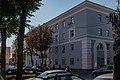 Biersana street (Minsk) p04 — Embassies of Slovakia and Turkey in Belarus.jpg