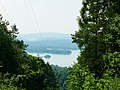 Bieszczady - widok na Soline z drogi na Jawor - panoramio.jpg