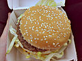 Big Mac hamburger - Czech Republic.jpg