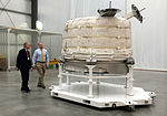 Bigelow Expandable Activity Module at Bigelow's facility in Las Vegas.jpg
