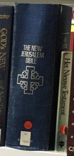 <i>New Jerusalem Bible</i> 1985 Catholic English translation of the Bible