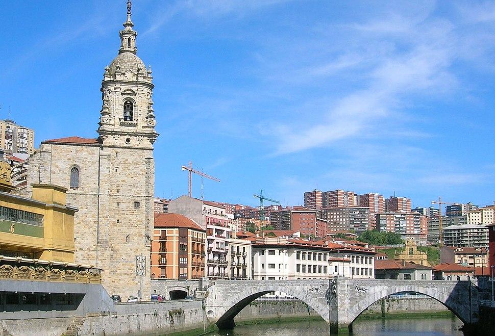Bilbao San Anton Atxuri