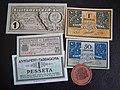 Billetes locales y cartón moneda, República Española (I).jpg