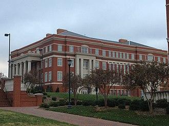Charlotte Research Institute - Image: Bio Info