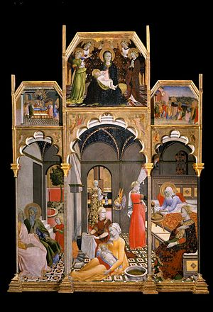 Master of the Osservanza Triptych