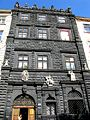 Black House in Market Square in Lviv.JPG