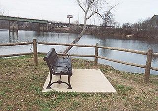Black Warrior River River in Alabama, United States