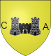Coat of arms of Château-Arnoux-Saint-Auban