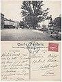 Blaye — La Fontaine et le Cours de l'Hôtel de Ville 02.jpg