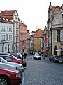Blick die Nerudova hinunter, Praha, Prague, Prag - panoramio.jpg
