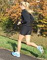 Blond woman runs.JPG