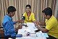 Blood Pressure And Blood Glucose Test - Health Check-up Camp - NCSM - Salt Lake City - Kolkata 2017-06-21 2950.JPG