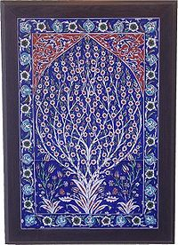Blue Turkish Tiles