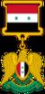 Syrian Hawk of National Merit