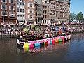 Boat 11 Bingham Cup Amsterdam 2018, Canal Parade Amsterdam 2017 foto 3.JPG