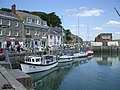 Boats in Padstow harbour - geograph.org.uk - 462874.jpg