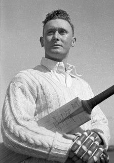 Bob Cristofani Australian cricketer