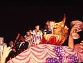 Bob Hope as King of Bacchus at New Orleans Mardi Gras 1973.jpg