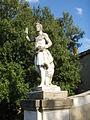 Boboli, rampa del giardino del cavaliere, Giove giovane, giovanni caccini.JPG
