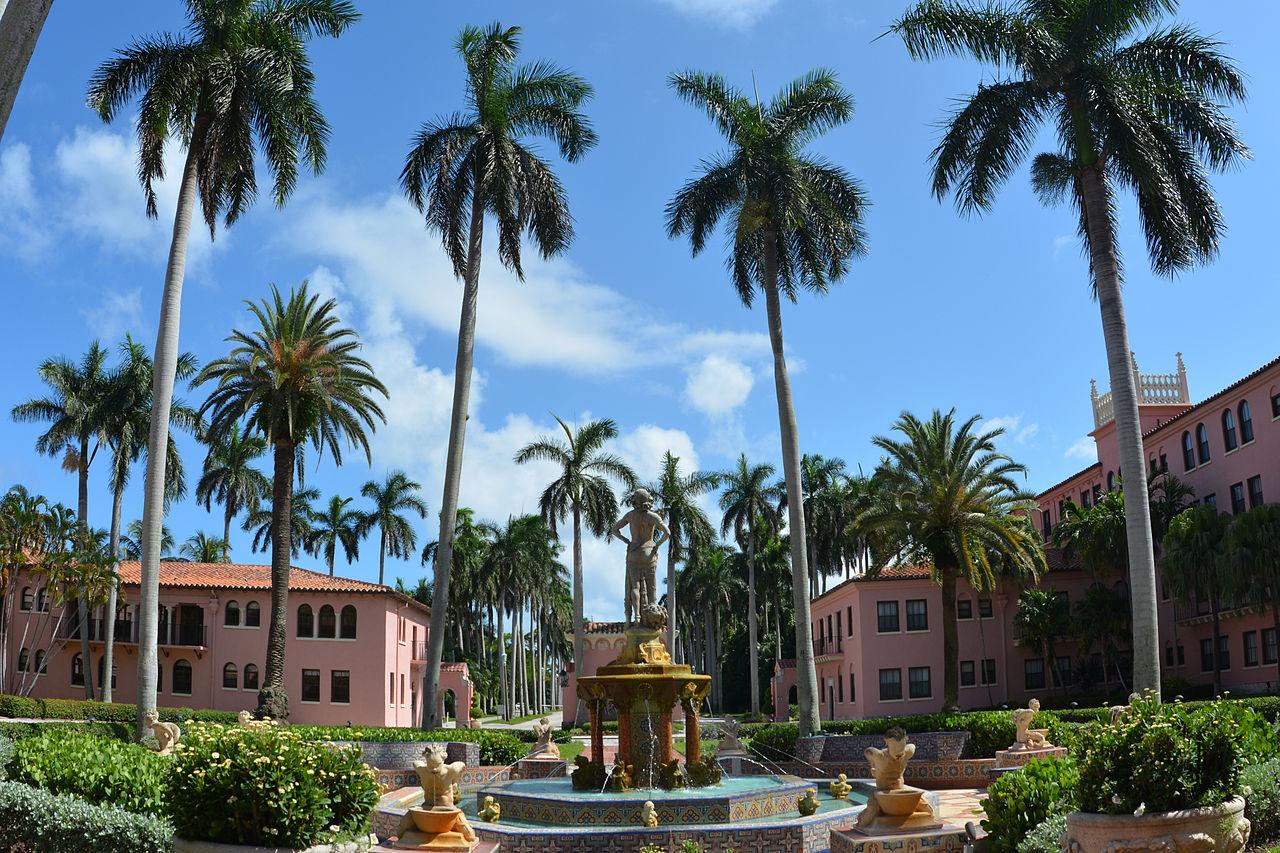 Private Park Palm Beach County
