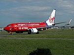Boeing 737-7BX, Virgin Blue Airlines AN0328156.jpg
