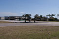 Boeing B-17G-85-DL Flying Fortress Nine-O-Nine Landing Taxi 13 CFatKAM 09Feb2011 (14797240299).jpg
