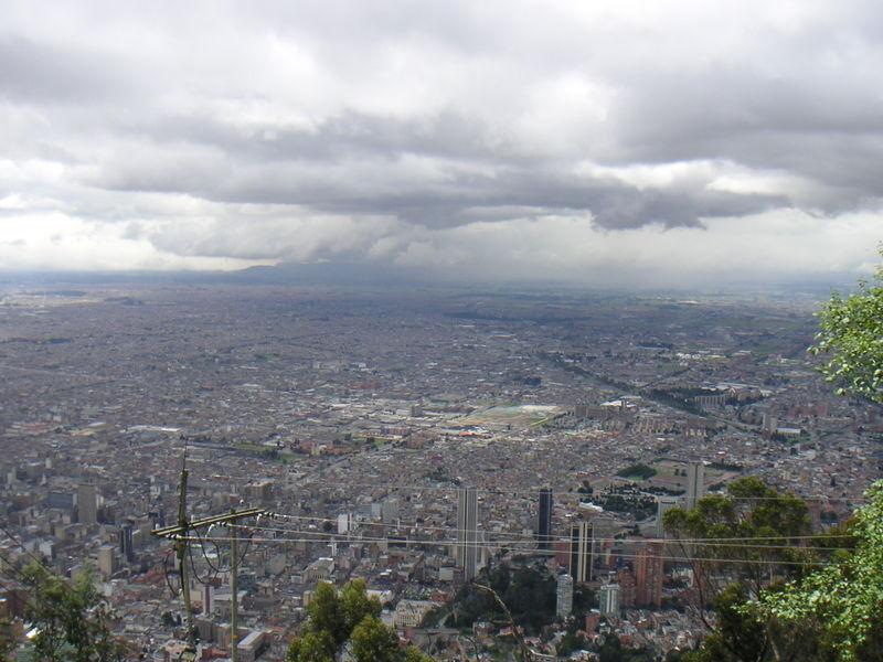 File:Bogota view Monserrate.JPG