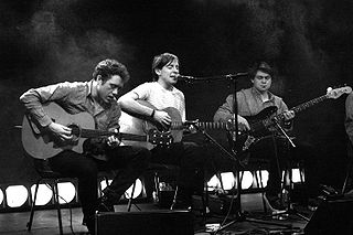 Bombay Bicycle Club British rock band