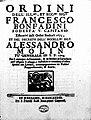 Bonfadini, Francesco – Ordini per il contegno dei comuni et dei soldati di cavalleria nell'esigere gli alloggi e rinfreschi, 1733 – BEIC 14477204.jpg