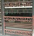 Bordeaux Bourse du Travail serrurerie extérieure.JPG