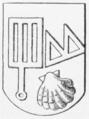 Bornholm Øster Herreds våben 1584.png