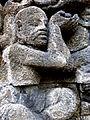 Borobudur - Lalitavistara - 023 S, The Sakyans give gifts to the Poor (detail 1) (11247543695).jpg
