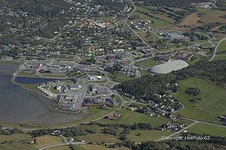 Botngård,  Trøndelag, Норвегия